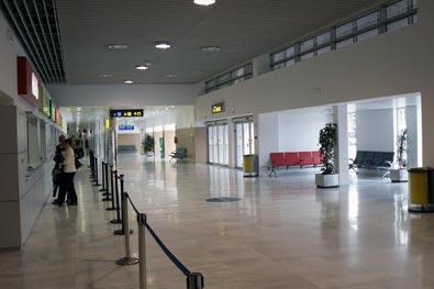 Almeria Luchthaven