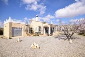 Villa Arandano: Villa for sale in Partaloa, Almeria
