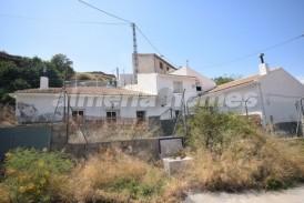 Casa Boodle: Maison de campagne a vendre en Albox, Almeria