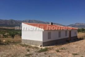 Casa Miron: Country House for sale in Chirivel, Almeria