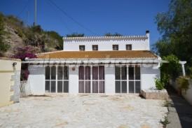 Cortijo Kiwi: Maison de campagne a vendre en Albox, Almeria