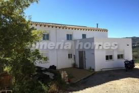 Cortijo Galicia: Casa de Campo en venta en Arboleas, Almeria