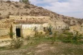 Cueva Angel: Cave House for sale in Baza, Granada