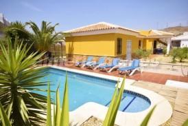 Villa Rumbo: Villa a vendre en Zurgena, Almeria