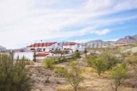 Villa Imperial: Villa for sale in Oria, Almeria