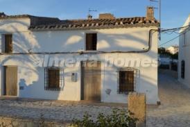Casa Algarrobo: Village House for sale in Arboleas, Almeria