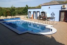 Villa Contesa: Villa for sale in Velez Rubio, Almeria