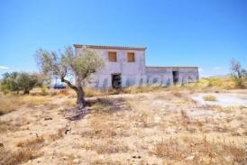 Cortijo Menta: Casa de Campo en venta en Partaloa, Almeria