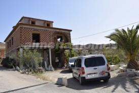 Casa el Llano: Villa a vendre en Cantoria, Almeria