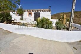 Casas Altas: Landhuis te koop in Seron, Almeria
