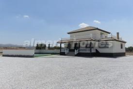 Villa Ibiza: Villa for sale in Lorca, Murcia