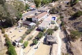 Cortijo Gallina: Country House for sale in Los Gallardos, Almeria