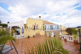 Villa Millie: Villa for sale in La Alfoquia, Almeria