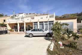 Cortijo Salamandra: Casa de Campo en venta en Oria, Almeria