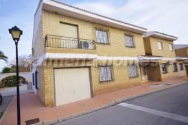 Cortijo Alfo: Town House for sale in La Alfoquia, Almeria