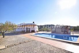 Villa Rover: Villa for sale in Albox, Almeria