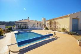 Villa Emily: Villa for sale in Arboleas, Almeria