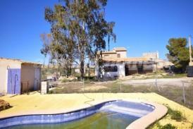 Cortijo Palomita: Country House for sale in Albox, Almeria