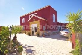 Villa Serenity: Villa for sale in Albox, Almeria
