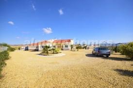 Villa Lima: Villa for sale in Albox, Almeria