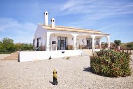 Villa Mandala: Villa for sale in Partaloa, Almeria