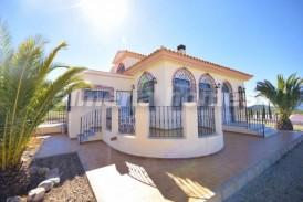 Villa Violetas: Villa for sale in Albox, Almeria