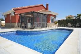 Villa Brezal: Villa for sale in Partaloa, Almeria