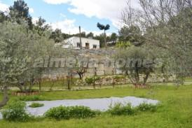Cortijo Liebre: Country House for sale in Purchena, Almeria
