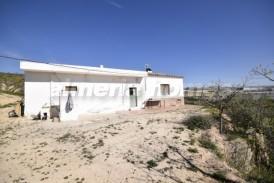 Casa Pastor: Maison de campagne a vendre en Fines, Almeria