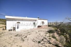 Casa Pastor: Country House for sale in Fines, Almeria