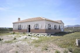 Villa Contento: Villa for sale in Albox, Almeria