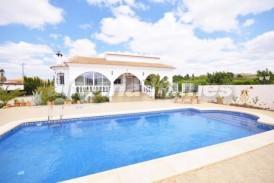Villa Leon: Villa for sale in Albox, Almeria