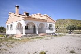 Villa Castellon: Villa for sale in Albox, Almeria