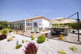 Villa Primaveral: Villa en venta en Albox, Almeria