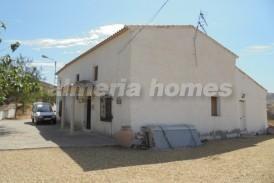 Cortijo Descendiente: Landhuis te koop in Arboleas, Almeria