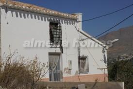 Cortijo Tienda: Maison de campagne a vendre en Oria, Almeria