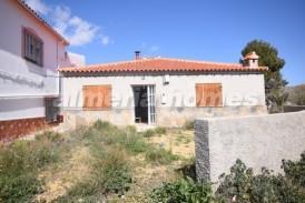 Casa de Fruta: Villa for sale in Taberno, Almeria