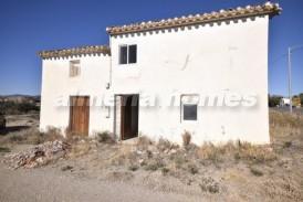Cortijo Vistas: Maison de campagne a vendre en Albox, Almeria