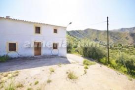 Cortijo Pepillo: Maison de campagne a vendre en Arboleas, Almeria