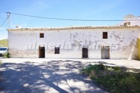 Cortijo Arroyo: Maison de campagne a vendre en Arboleas, Almeria