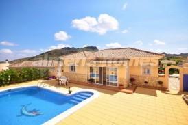 Villa Rolander: Villa for sale in Arboleas, Almeria