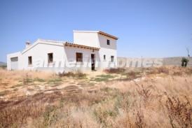 Cortijo Madero: Landhuis te koop in Huercal-Overa, Almeria