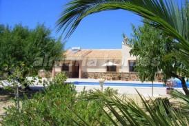 Villa los Filabres: Villa for sale in Albox, Almeria