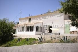 Cortijo Yolanda: Country House for sale in Albox, Almeria