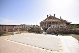 Villa Piedras: Villa for sale in Albox, Almeria