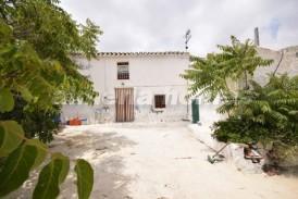 Cortijo Medinas: Casa de Campo en venta en Oria, Almeria