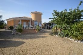 Villa Pulpo: Villa a vendre en Partaloa, Almeria