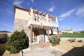 Villa Campesina: Villa en venta en Albox, Almeria
