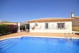 Villa Sherazade: Villa a vendre en Arboleas, Almeria