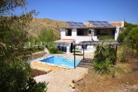 Cortijo Diamante: Country House for sale in Cantoria, Almeria